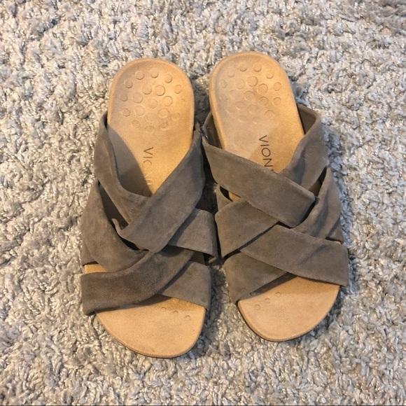 Vionic Like New Juno Slide Sandals